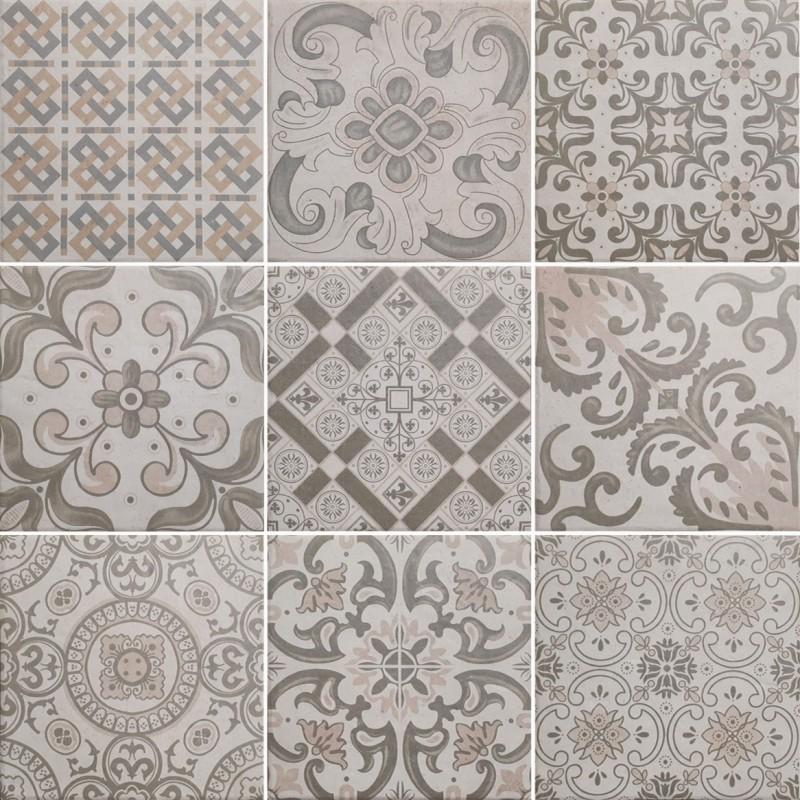 SE 21.007 (Ladrilho Bege) Porcelanato - Produtos - SENSE - Design em Cerâmica