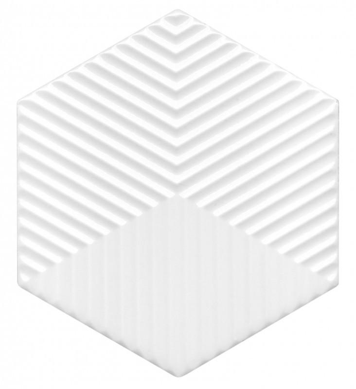 SE 61.000 (Hexa WH Lux) Bold / Brilho - Produtos - SENSE - Design em Cerâmica