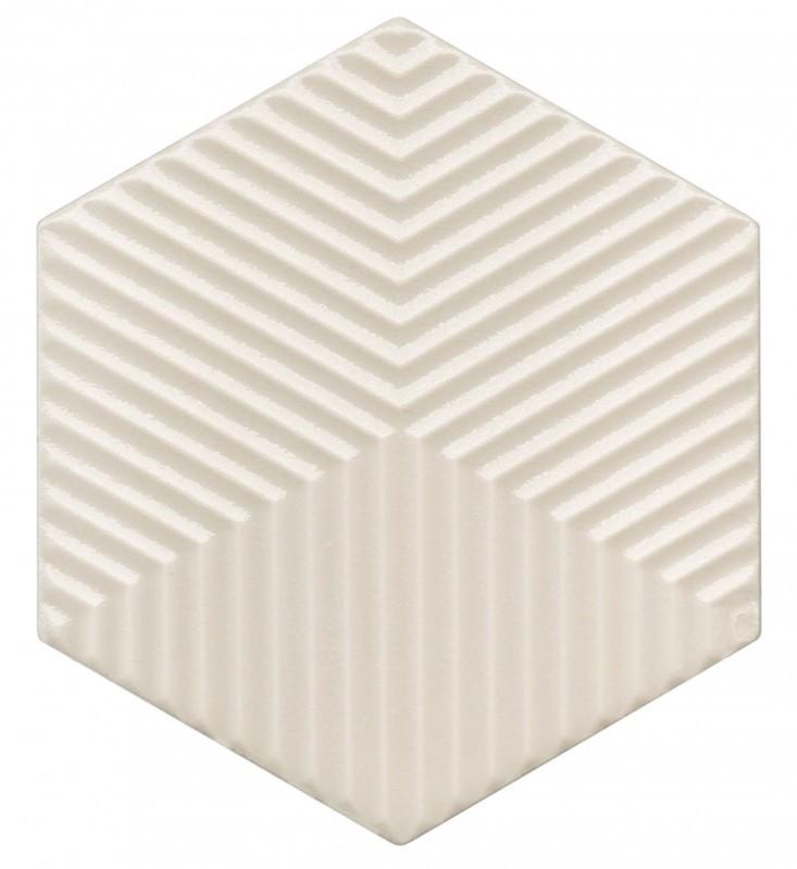 SE 61.002 (Hexa Nude Lux) Bold / Brilho - Produtos - SENSE - Design em Cerâmica