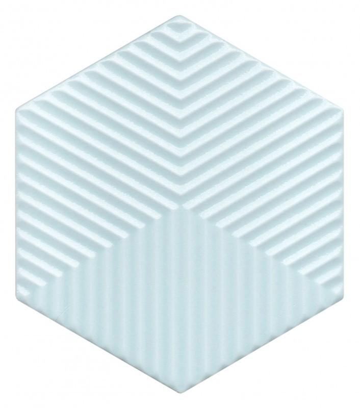 SE 61.004 (Hexa SBL Lux) Bold / Brilho - Produtos - SENSE - Design em Cerâmica