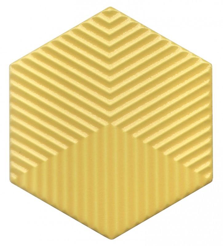 SE 61.007 (Hexa Yel Lux) Bold / Brilho - Produtos - SENSE - Design em Cerâmica
